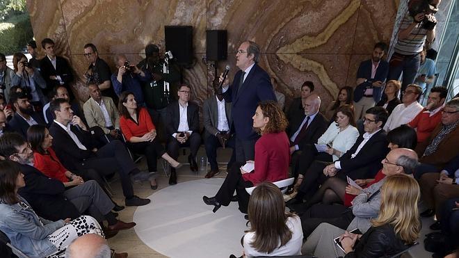 Gabilondo rechaza ser «ministrable» o estar en un Gobierno «en la sombra»