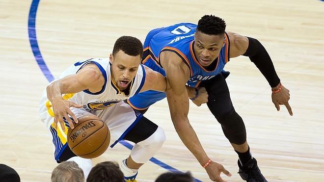 Los Thunder asaltan el feudo de los Warriors