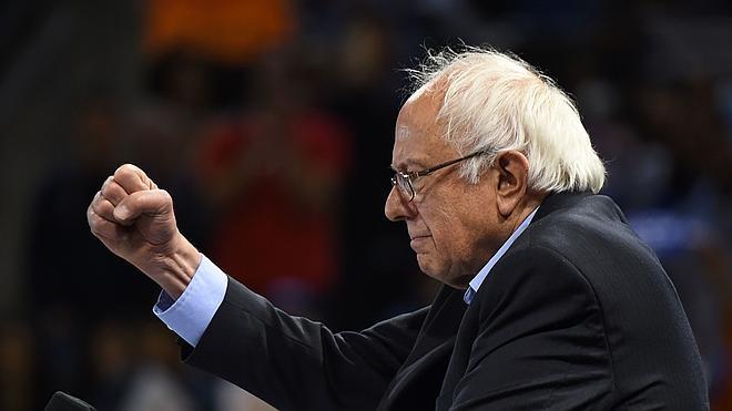 Sanders sorprende a Clinton en Oregón, pero empatan en Kentucky