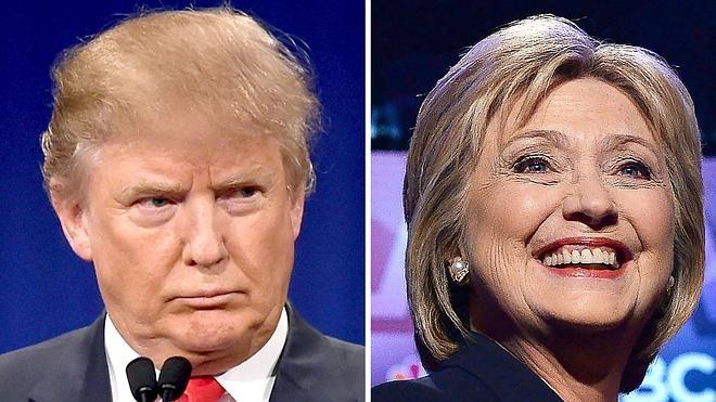 Clinton y Trump deben elegir a su mano derecha en la Casa Blanca