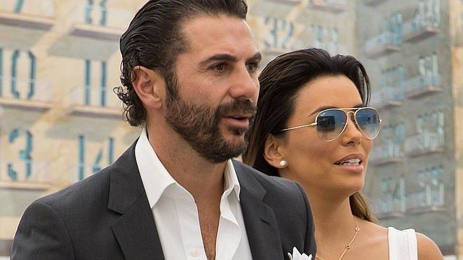 Eva Longoria contrae matrimonio con un ejecutivo de Televisa