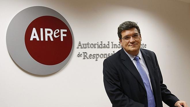 La AIReF cumple su amenaza y lleva a Hacienda ante los tribunales