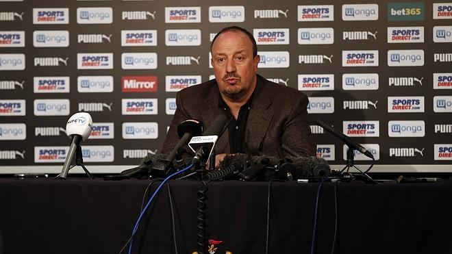 Rafa Benítez seguirá en el Newcastle tres temporadas más