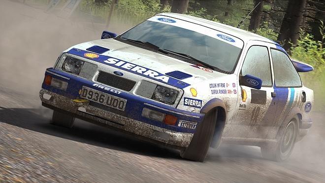 'Dirt Rally', el regreso de un clásico