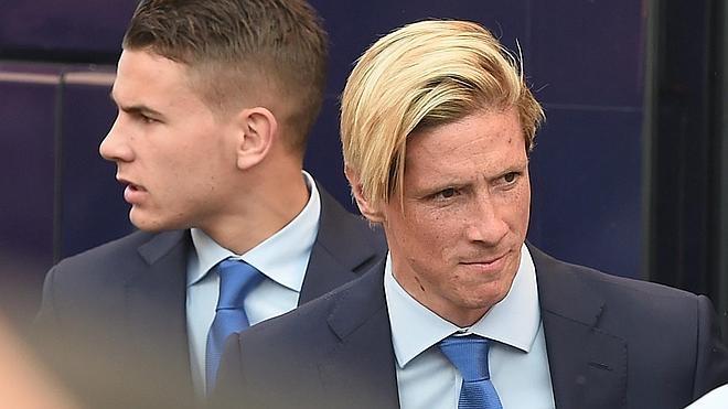 Fernando Torres: «Espero que San Siro sea un lugar mágico para los atléticos»