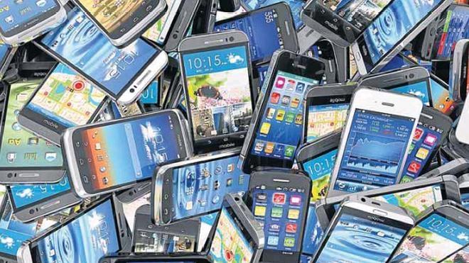 Una segunda vida para tu viejo móvil