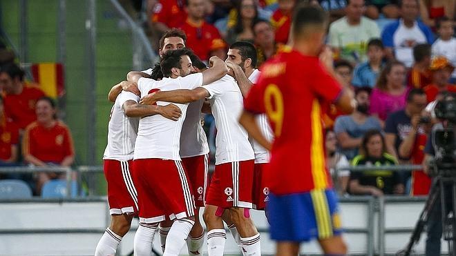 España convierte a Georgia en la pequeña Suiza