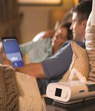 'Dreamstation', nueva plataforma para el tratamiento de la apnea del sueño