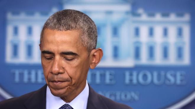 Obama califica la masacre de Orlando como un «acto de terrorismo»