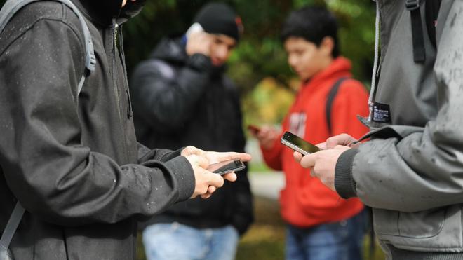 Los españoles usan cada vez más la tecnología