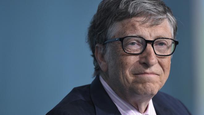 Las gallinas 'ofensivas' de Bill Gates
