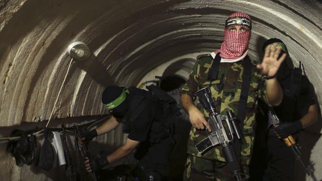Israel construirá un muro subterráneo con Gaza para evitar túneles palestinos