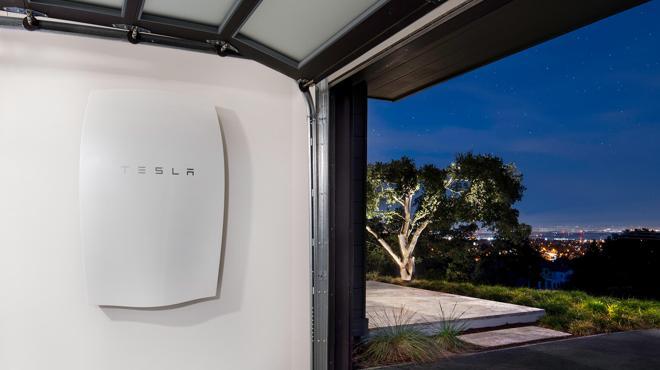 Las baterías de Tesla llegan a las casas españolas