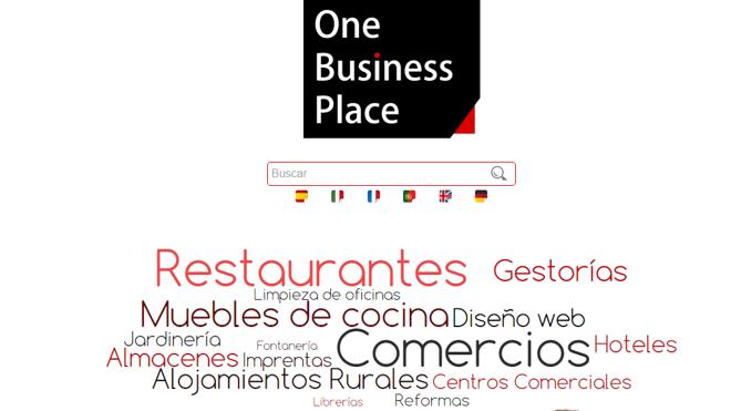 One Business Place, el Google español para pymes