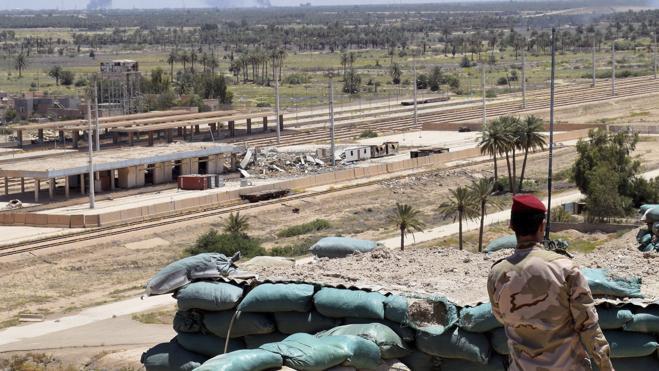 Al menos 30.000 personas han huido de Faluya en los últimos tres días