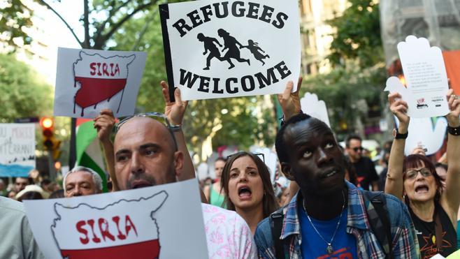 El 2015 fue el año con más desplazados de la historia