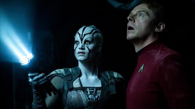 Rihanna pone música a la nueva película de 'Star Trek'