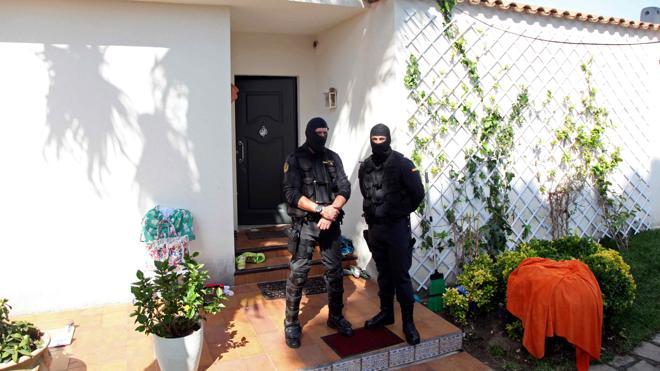 La mafia rusa desarticulada blanqueó en España 62 millones de euros