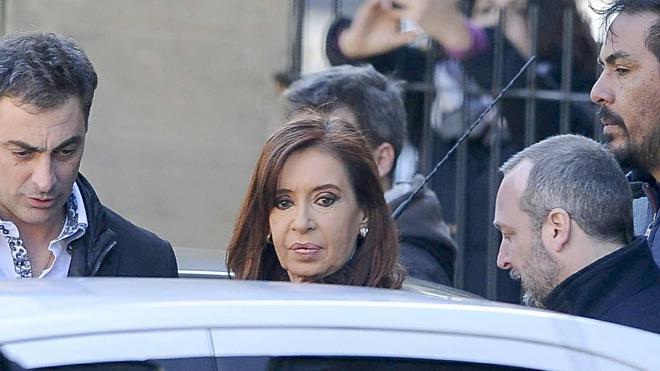 Embargan los bienes de Cristina Fernández de Kirchner