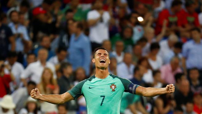 Portugal pasa a la final de la Eurocopa ante 5,6 millones de espectadores