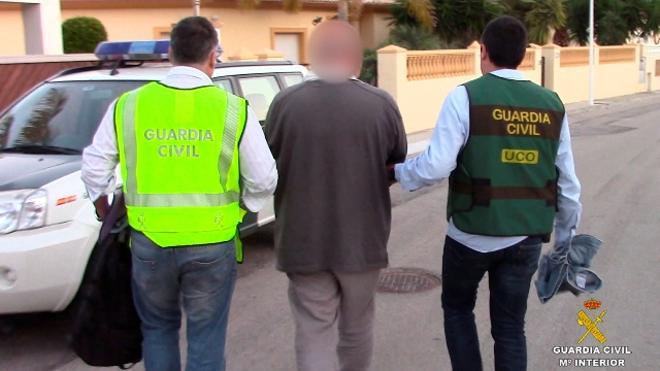 Detenidos en España siete fugitivos de Marruecos, Bélgica, Rusia, Holanda y Perú