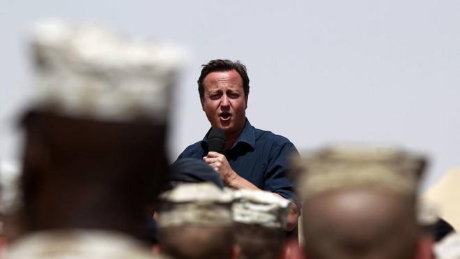 El Reino Unido permitirá combatir a las mujeres soldado