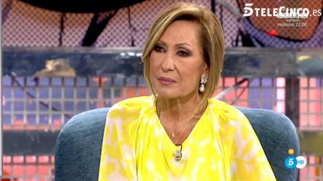 El adiós de Rosa Benito da el liderazgo a 'Salvame Deluxe'