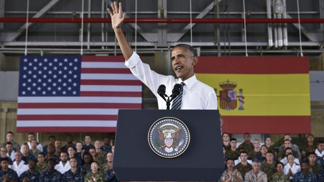 Obama resalta la importancia de contar como aliada con una España «unida y fuerte»