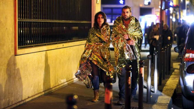 Francia, golpeada por el terrorismo