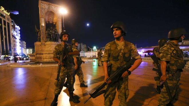 Cinco golpes de Estado en la historia de Turquía