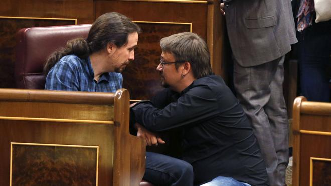 Unidos Podemos propone que Domènech presida el Congreso