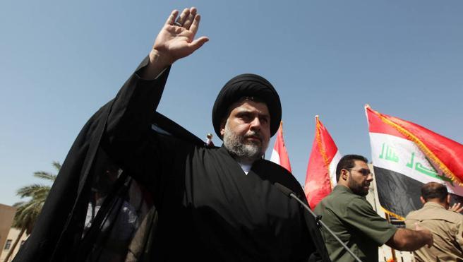 Imán chií amenaza con atacar a soldados americanos si pisan Irak