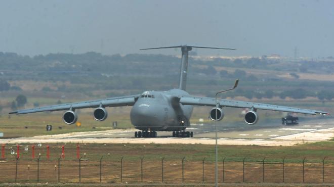 La base aérea de Incirlik reanuda sus operaciones