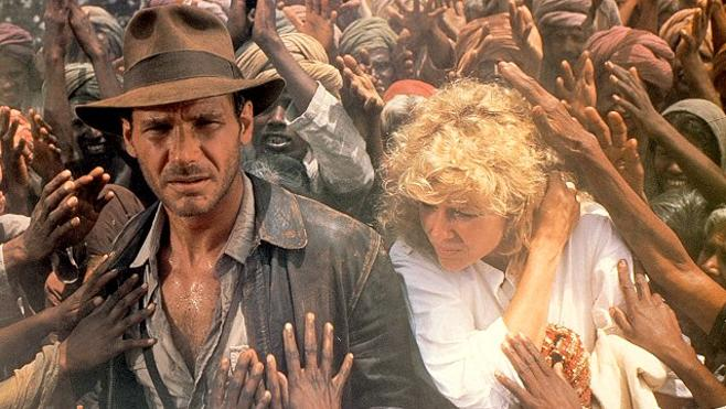 Indiana Jones vuelve a triunfar en Antena 3