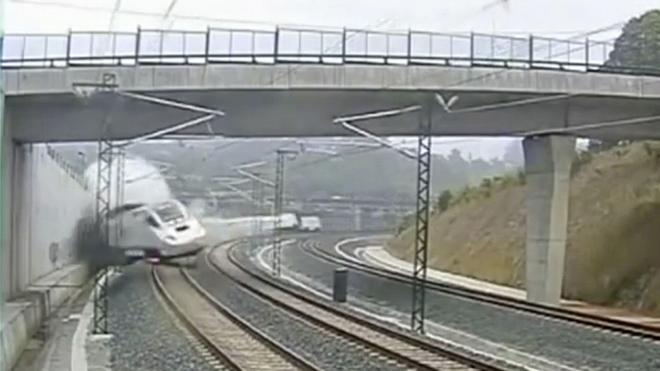 Los minutos antes del accidente ferroviario más grave de los últimos 40 años