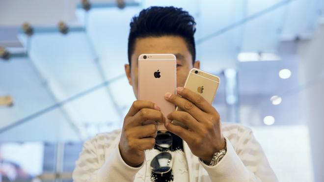 Apple vende más de 40 millones de iPhones el segundo trimestre