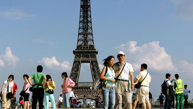 El miedo a los atentados lastra el turismo en Francia