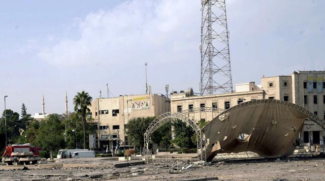 El Daesh castiga con 50 latigazos a quienes tengan antena parabólica en Siria