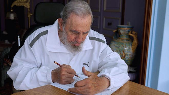 Fidel Castro, el jubilado omnipresente