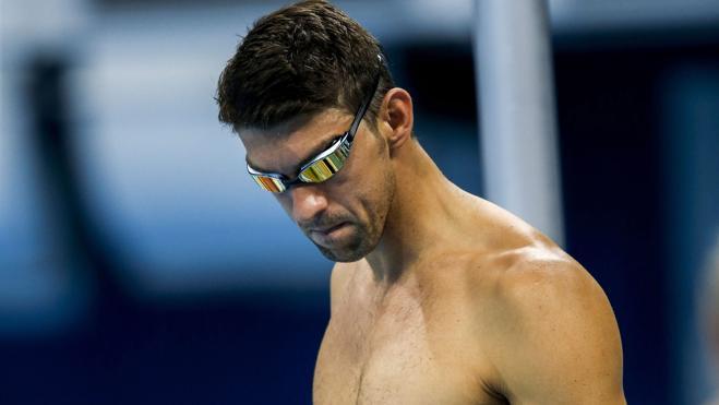 Michael Phelps, abanderado de Estados Unidos en Río