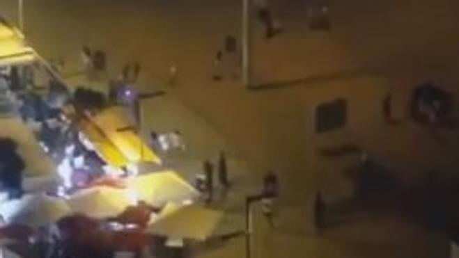 Libertad provisional para las detenidas por la 'flashmob' que desató el pánico en Playa de Aro