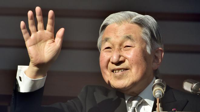 El emperador de Japón insinúa su deseo de retirarse