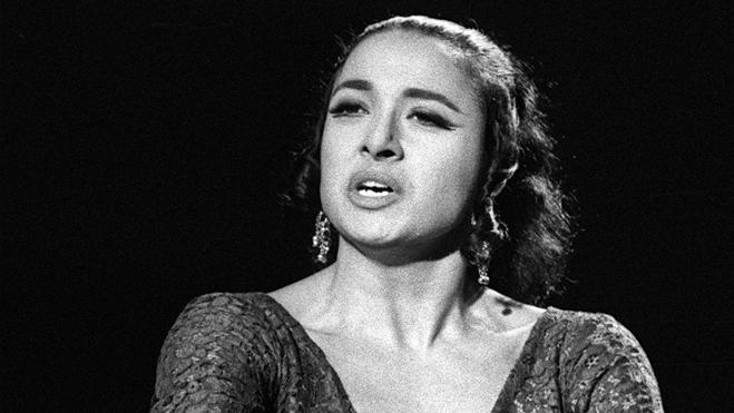 Muere Dolores Vargas, famosa por su 'Achilipú'