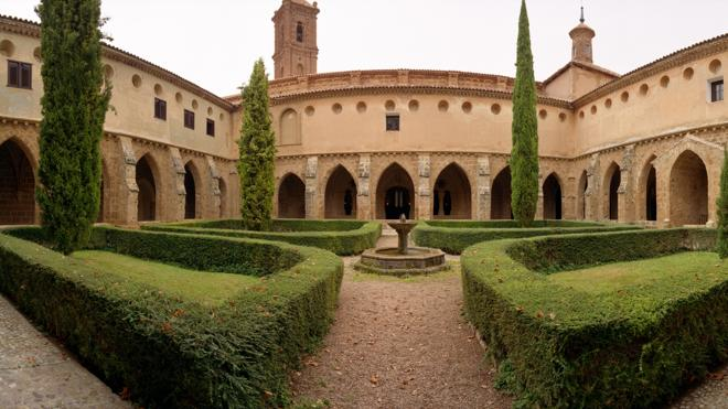 Monasterio de Piedra, un remanso de paz en plena naturaleza