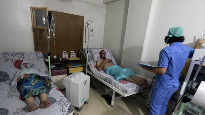 Desgarradora carta de los médicos de Alepo a Obama