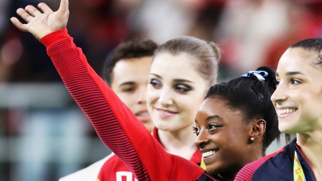 La Gimnasia Artística femenina, lo más visto de los JJ OO en TVE
