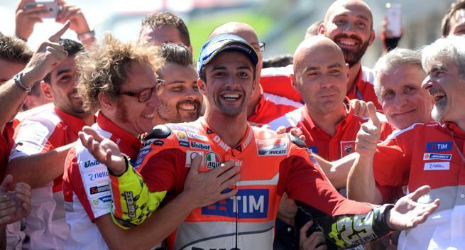 Iannone corona a Ducati en Austria