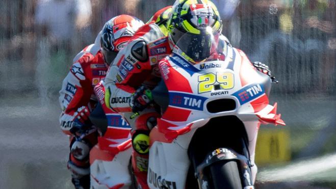 El Gran Premio soñado por Ducati