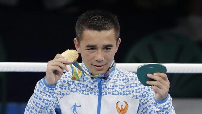 Ni Phelps ni Bolt, el que más gana es Dusmatov