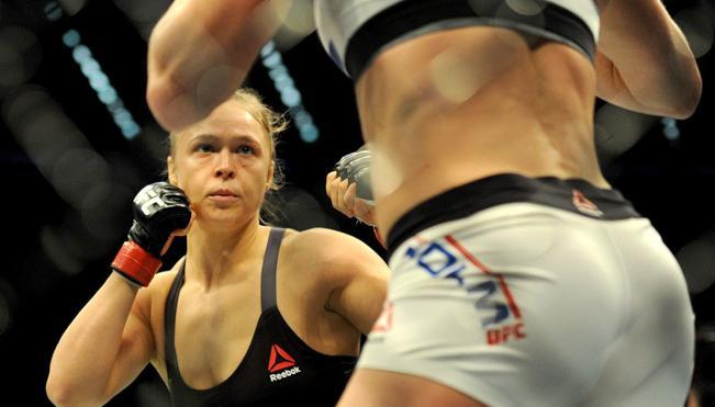 El vacío olímpico de Ronda Rousey